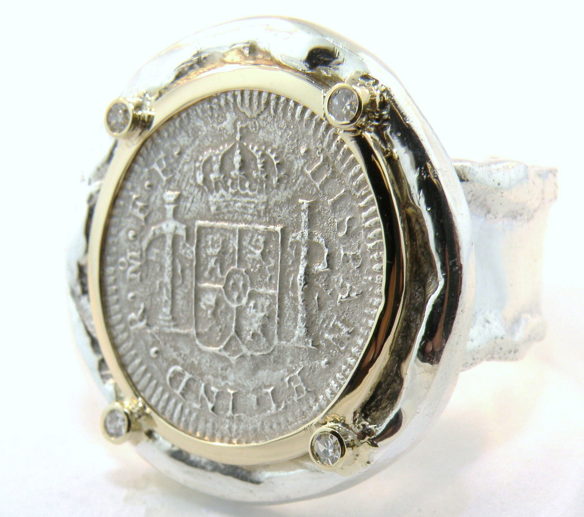 Atocha Coin Ring